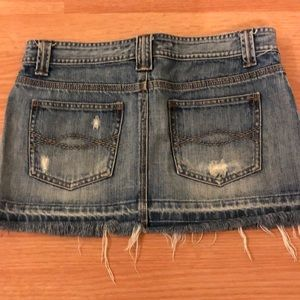 Abercrombie & Fitch Jeans - Ambercrombie and Fitch Jeans skirt , size 2